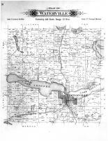Waterville Township, Lake Tetonka, Le Sueur County 1898